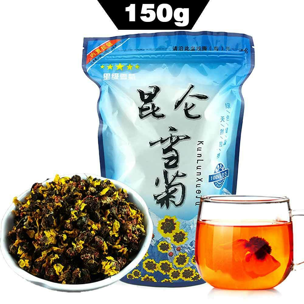 Organic Chrysanthemum Tea Kunlun Snow Daisy Herbal Tea Dried Flower
