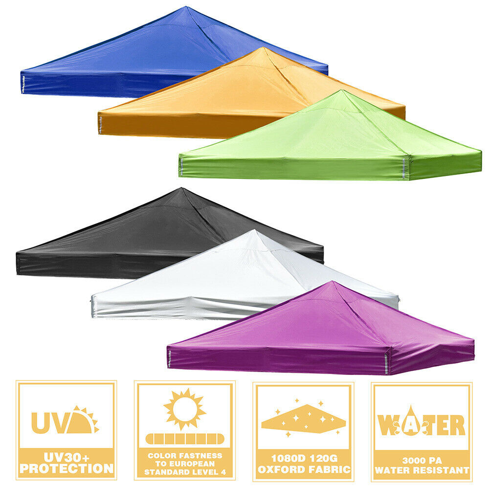 EZ Pop Up Canopy Top Replacement Patio Outdoor Sunshade Tent Cover For  10ftx10ft 1 Of 1FREE Shipping See More