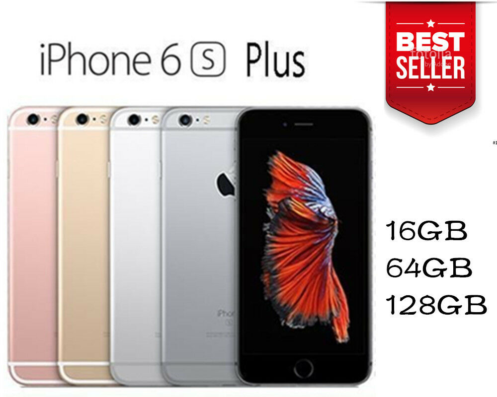 apple iphone 6s plus 6 plus 6s 6 16gb 64gb 128gb. Black Bedroom Furniture Sets. Home Design Ideas