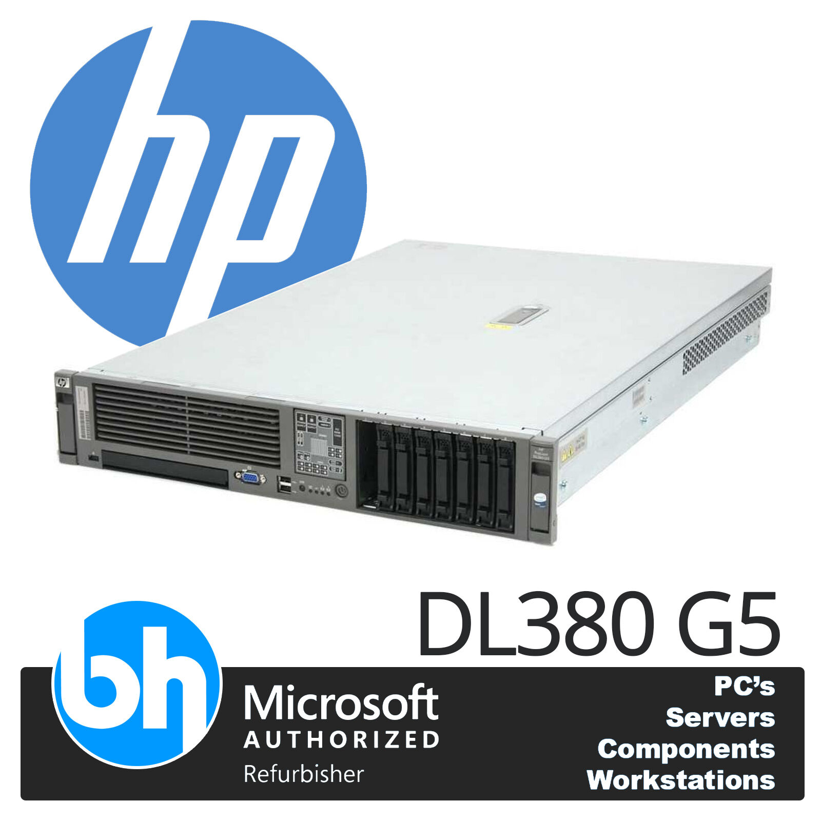 Hp dl360 g5 quickspecs