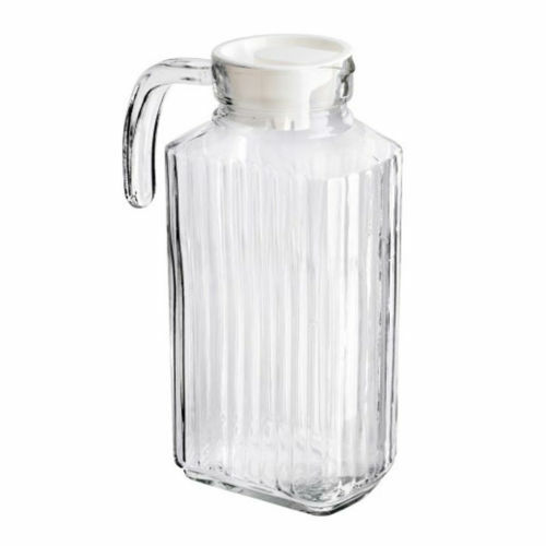 L Kitchen Fridge Glass Pitcher