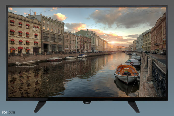 philips 32pfs4131 led fernseher 80 cm 32 zoll 1080p full hd eur 229 00 picclick de. Black Bedroom Furniture Sets. Home Design Ideas