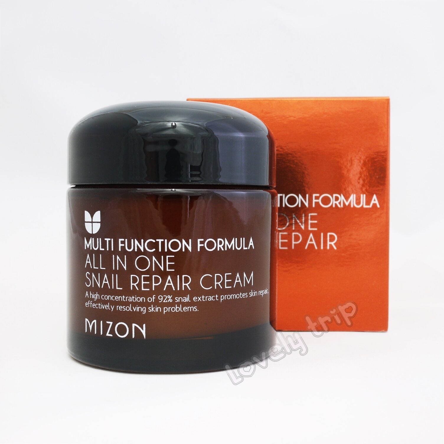 Mizon All In One Snail Repair Cream 75ml 1630 Picclick Intensive Ampoule 30ml 1 Of 1free Shipping
