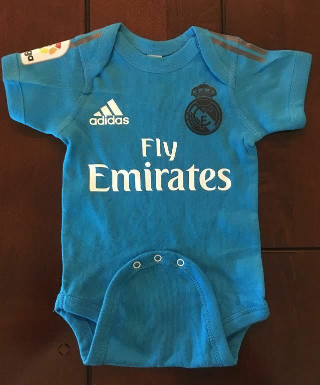 b7592af71 real madrid baby bodysuit 1 of 1FREE Shipping ...