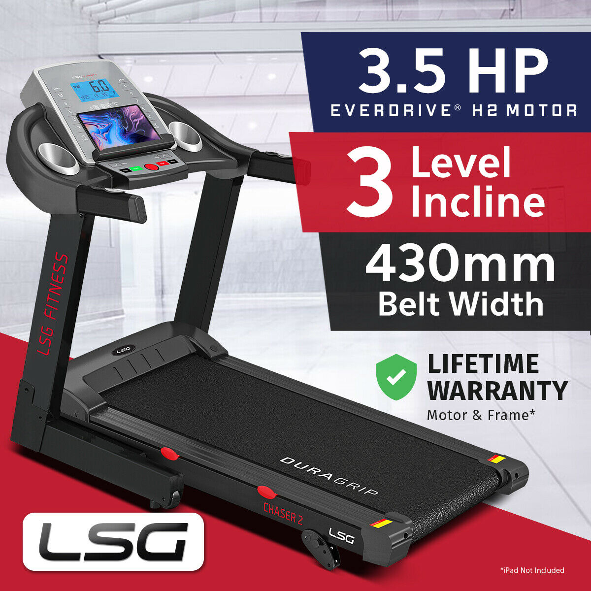 Lifespan Fitness New Electric Treadmill Quiet Everdrive Motor W Repair Short Circuit 1 Of 11 See More
