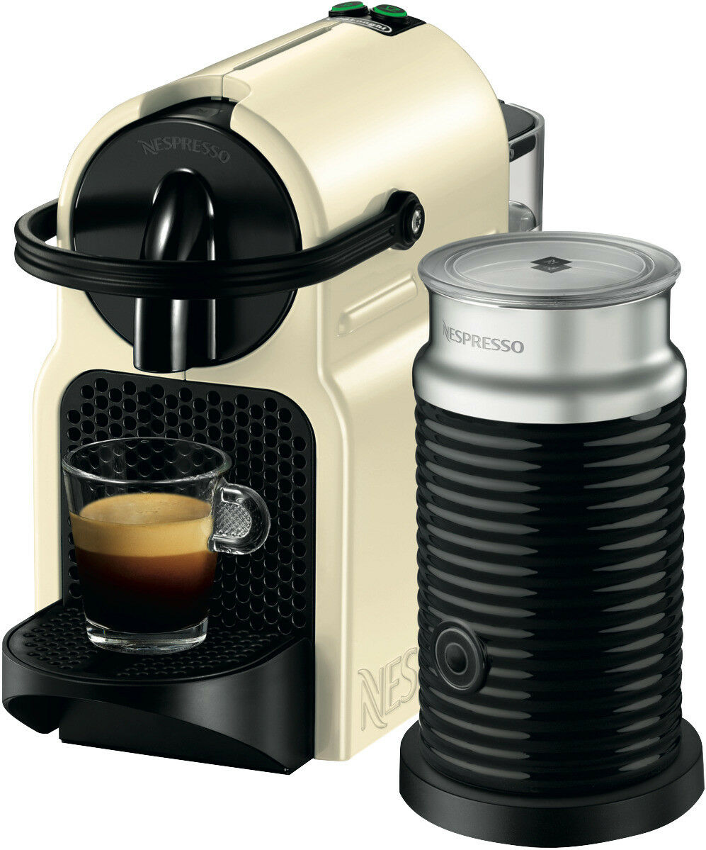 new nespresso en80cwae delonghi inissia capsule coffee. Black Bedroom Furniture Sets. Home Design Ideas