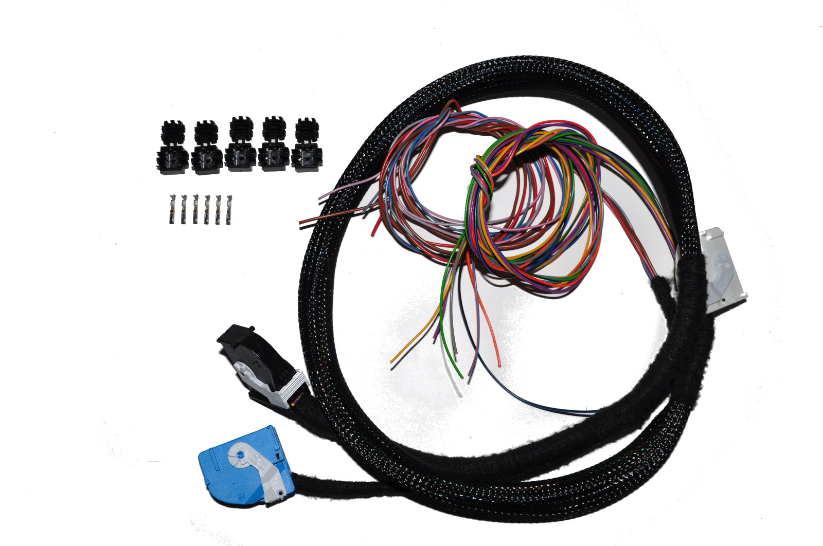 Retrofit Wiring Kit Kabelbaum Fr Porsche 911 996 986 Navigation Pcm Seat Diagram 1 Of See More
