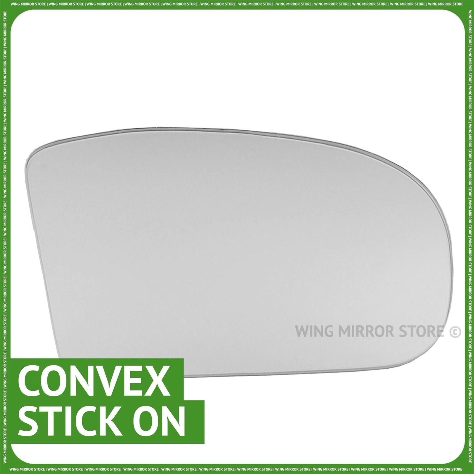 Right hand driver side for mercedes c class w203 2000 2007 for Mercedes benz c300 side mirror glass