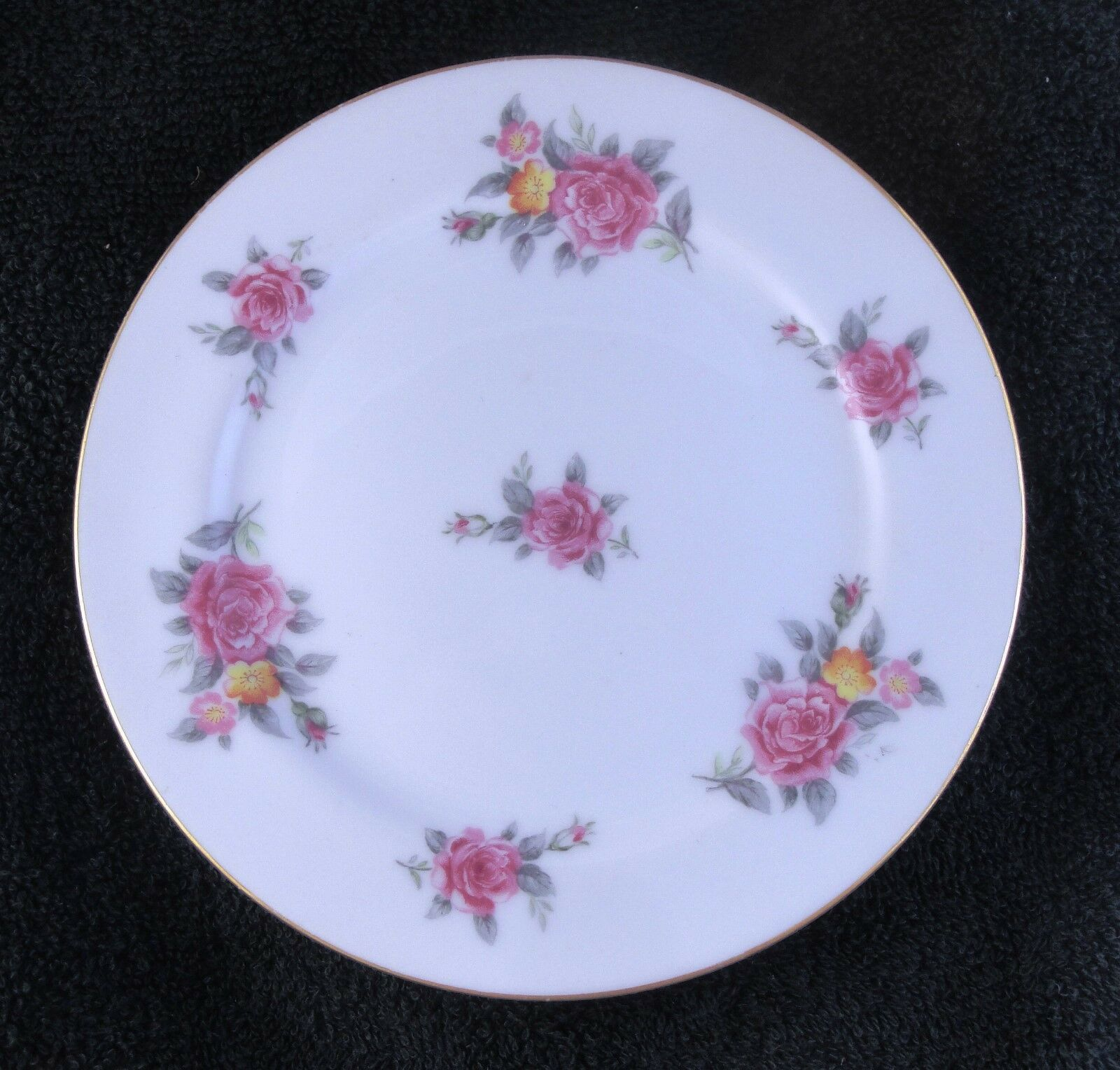 Rose Pattern China Interesting Decorating Ideas