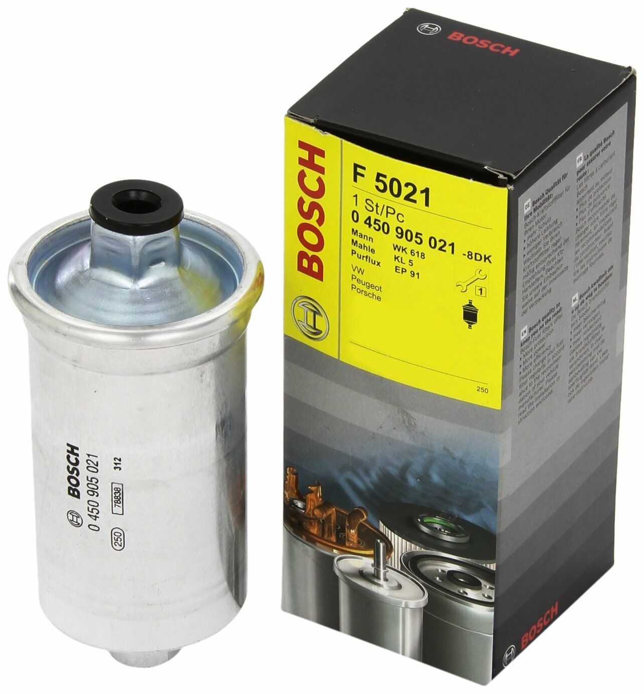 Bosch Car Fuel Filter F0119 0986450119 1063 Picclick Uk Porsche 1 Of 1free Shipping