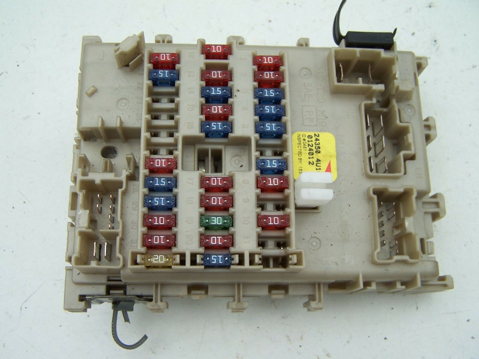 Nissan Almera Tino Fuse box (2000-2005) 1 of 3Only 1 available ...