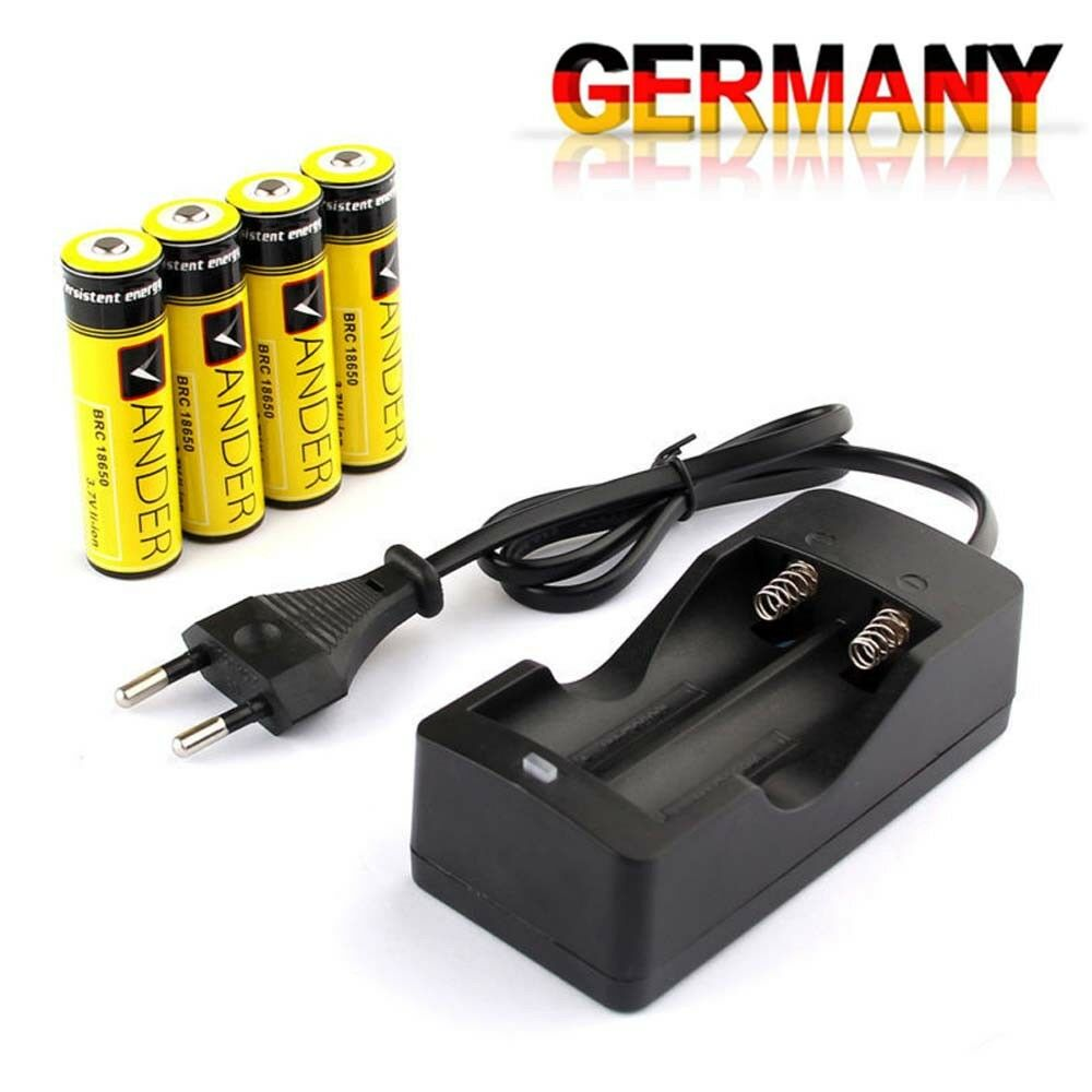 neue 4x 18650 akkus 3 7v 6000mah li ionen batterie 18650 akku ladeger t eu eur 8 90. Black Bedroom Furniture Sets. Home Design Ideas