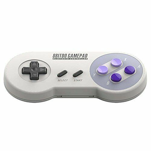 Retro 8bitdo Nes30 Classic Edition Wireless Controller Set Bluetooth Pro For Switch Ios Android Pc Mac Receiver 1 Von Siehe Mehr