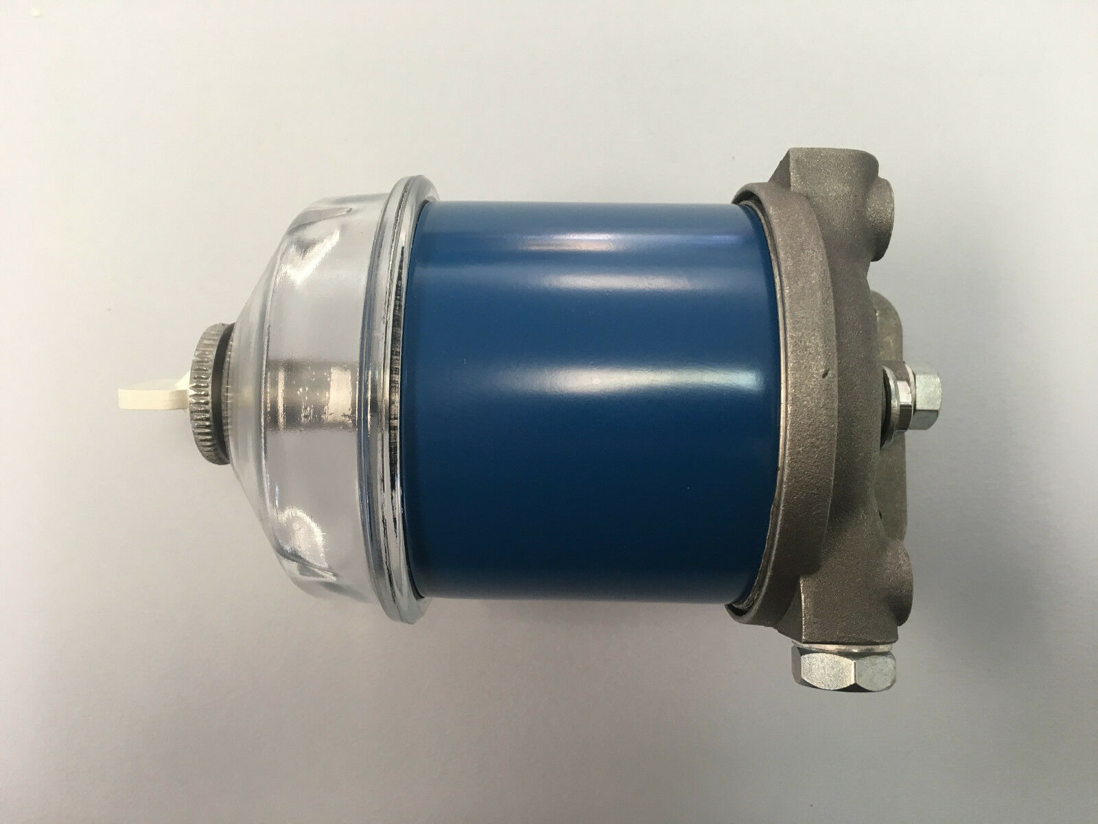 Massey Ferguson Tractor CAV Fuel Filter Assembly 135 150 1447072M91  1876507M91 1 of 3Only 5 available ...