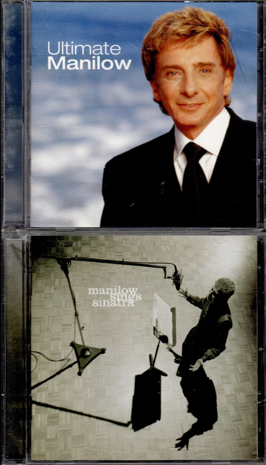 LOT OF 2 CDs by Barry Manilow - $6.99 | PicClick