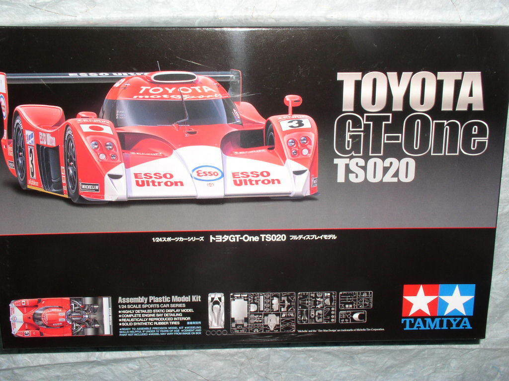 Tamiya 1 24 Toyota Gt One Ts020 Model Car Kit 24222 2099 24254 Nissan 350z Track Fairlady Of 1only Available