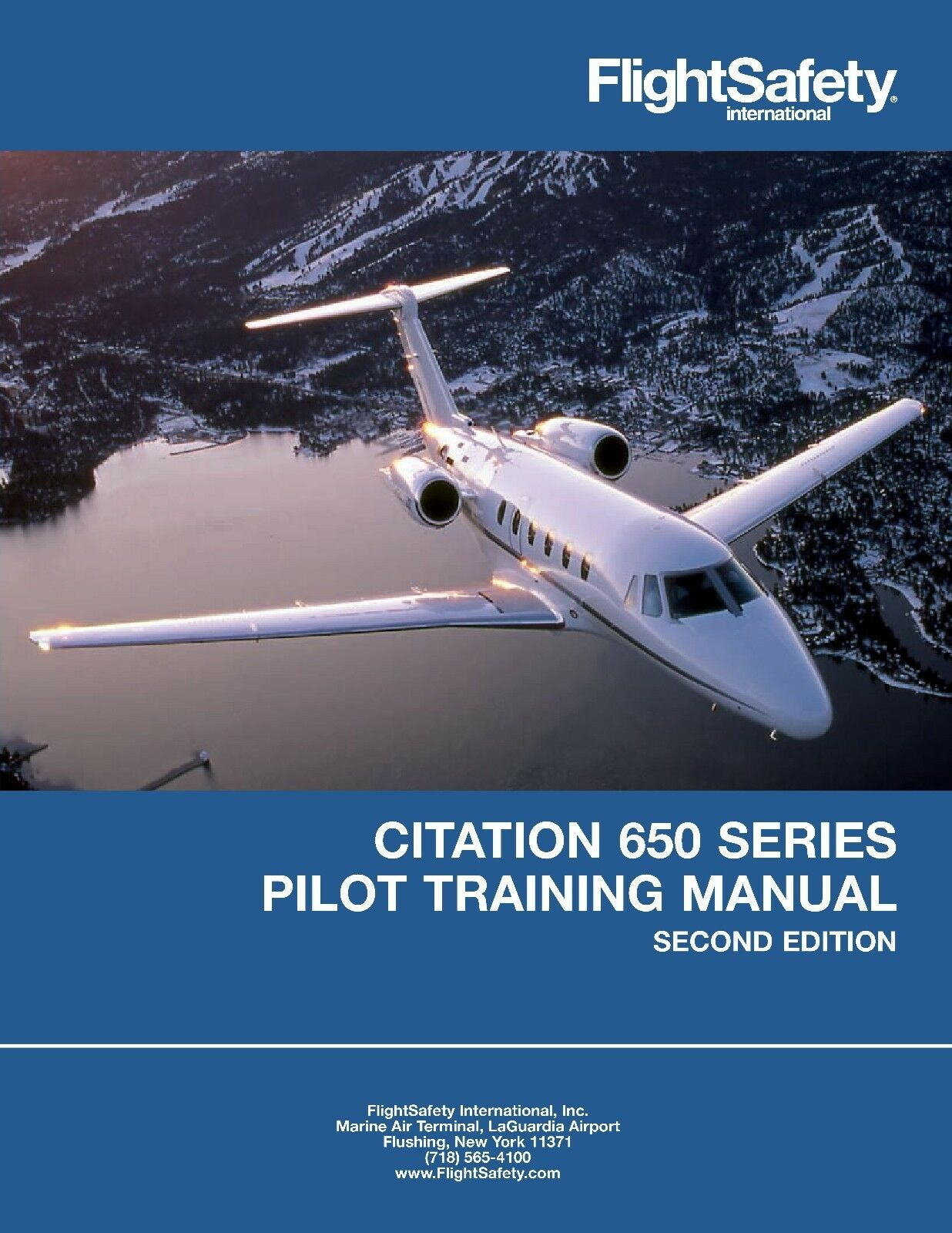 Cessna Citation 650 Pilot Training Manual Flight Safety 1 of 11Only 2  available ...
