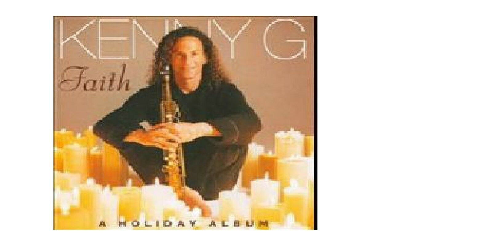BRAND NEW FAITH: A Holiday Album by Kenny G - CD Never Opened ...