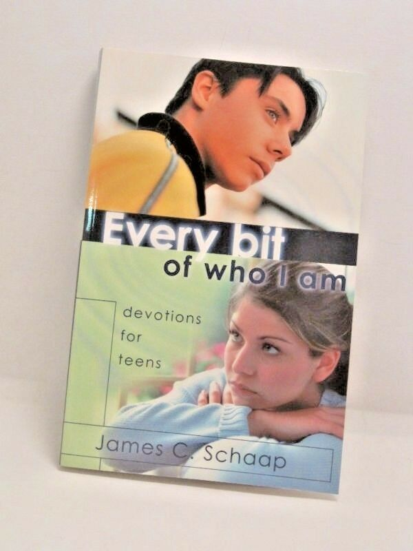 Every Bit of Who I Am by James C. Schaap