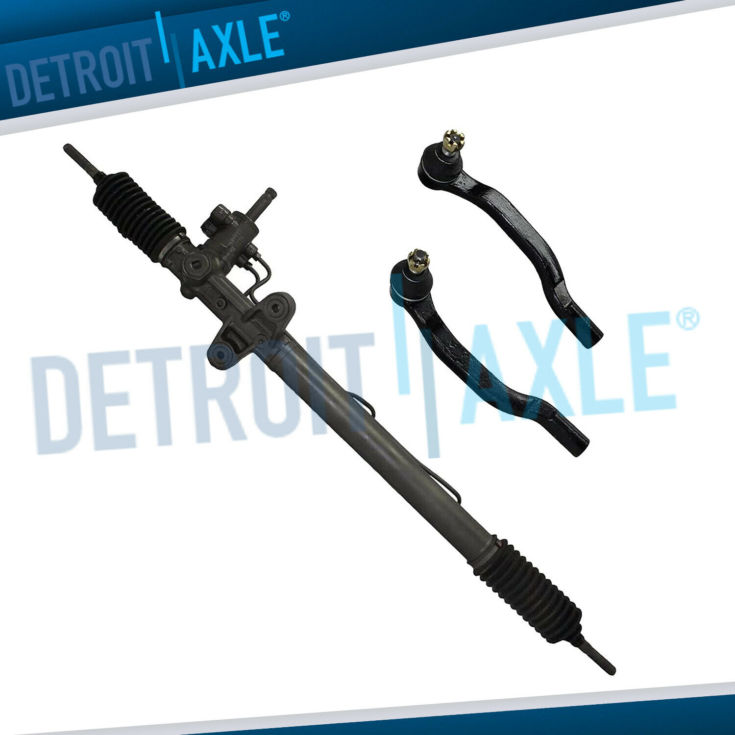 Power Steering Rack and Pinion Assembly for Acura TL 2002-2003 Type S 1 of  5FREE Shipping See More
