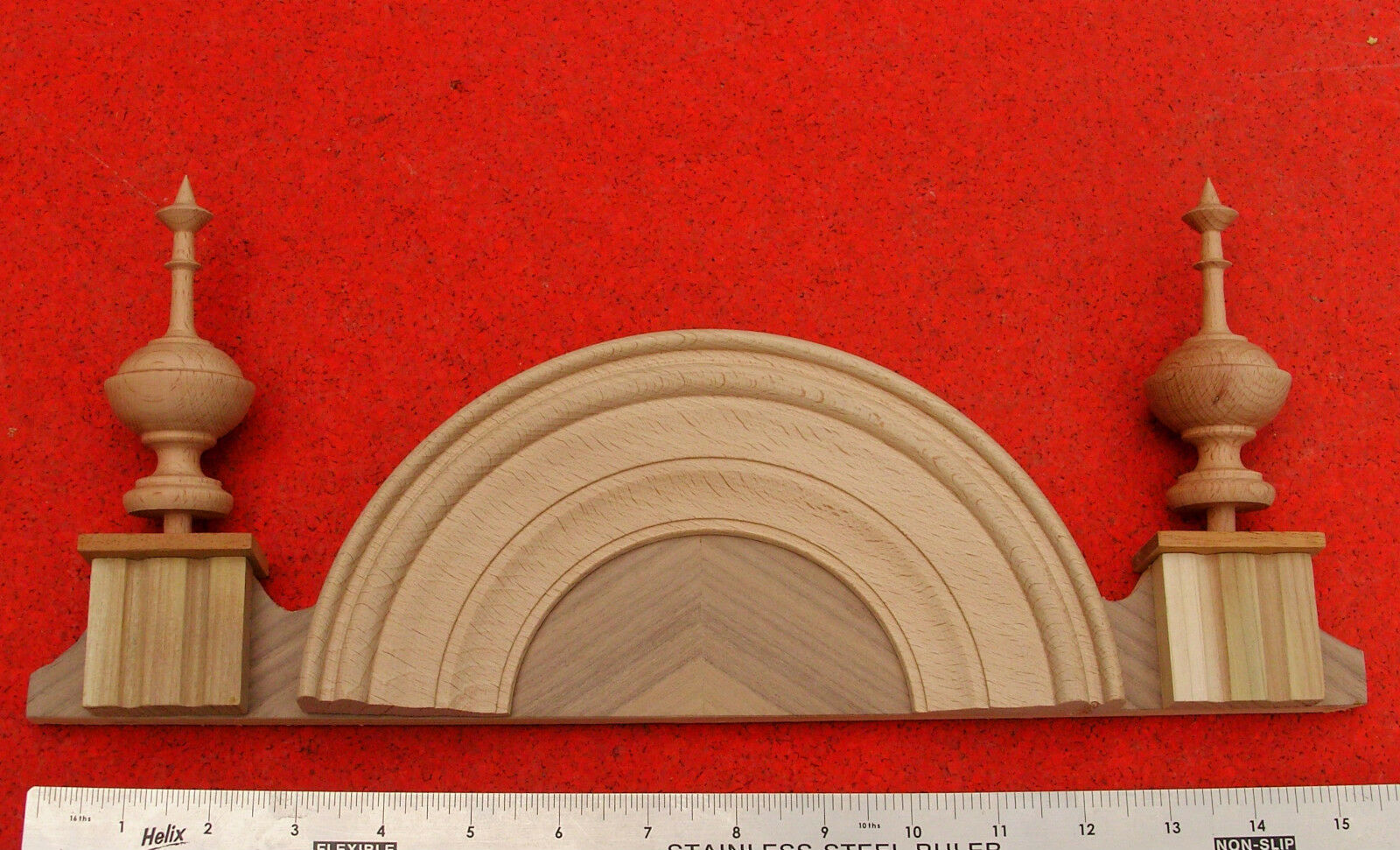 11448 1c (large) Replacement Vienna wall clock top