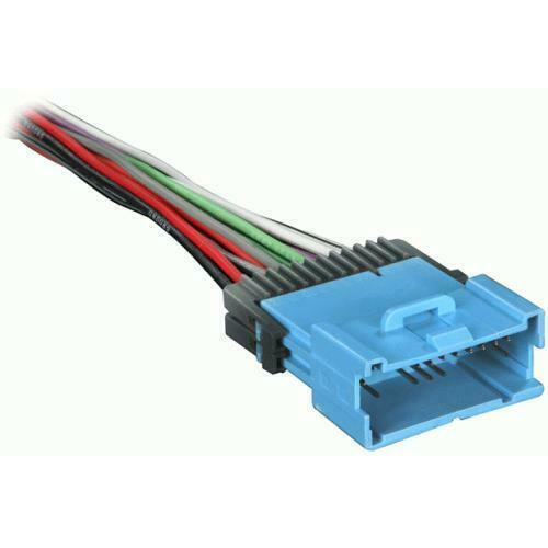 METRA 70-2102 WIRING Harness for Select 2004-05 Saturn (Non ...