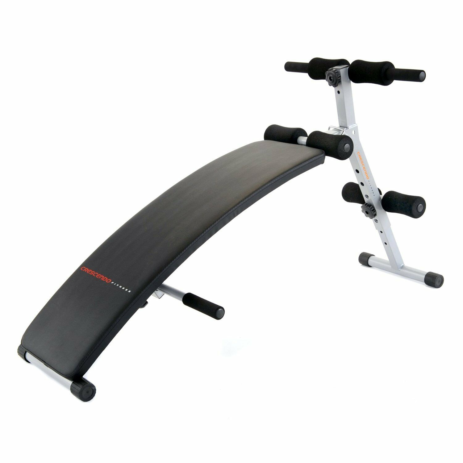 Decline Bench Foldable Portable Ab Exercise Fitness Sit Up Crunches Situp Curved Eur 66 45