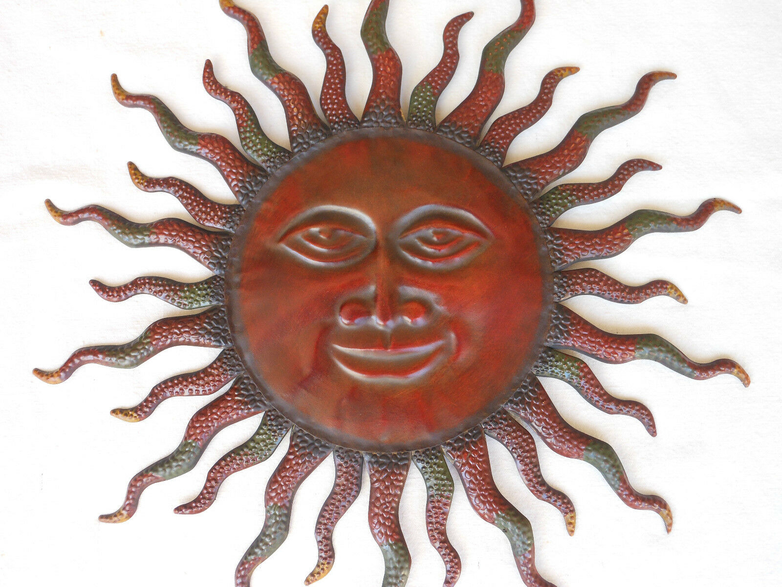 Metal Sun  Indoor or Outdoor Southwest  Wall Decor SUN
