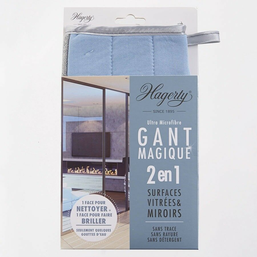 gant microfibre nettoyage vitre miroir hagerty efficace sans trace sans produit eur 9 70. Black Bedroom Furniture Sets. Home Design Ideas