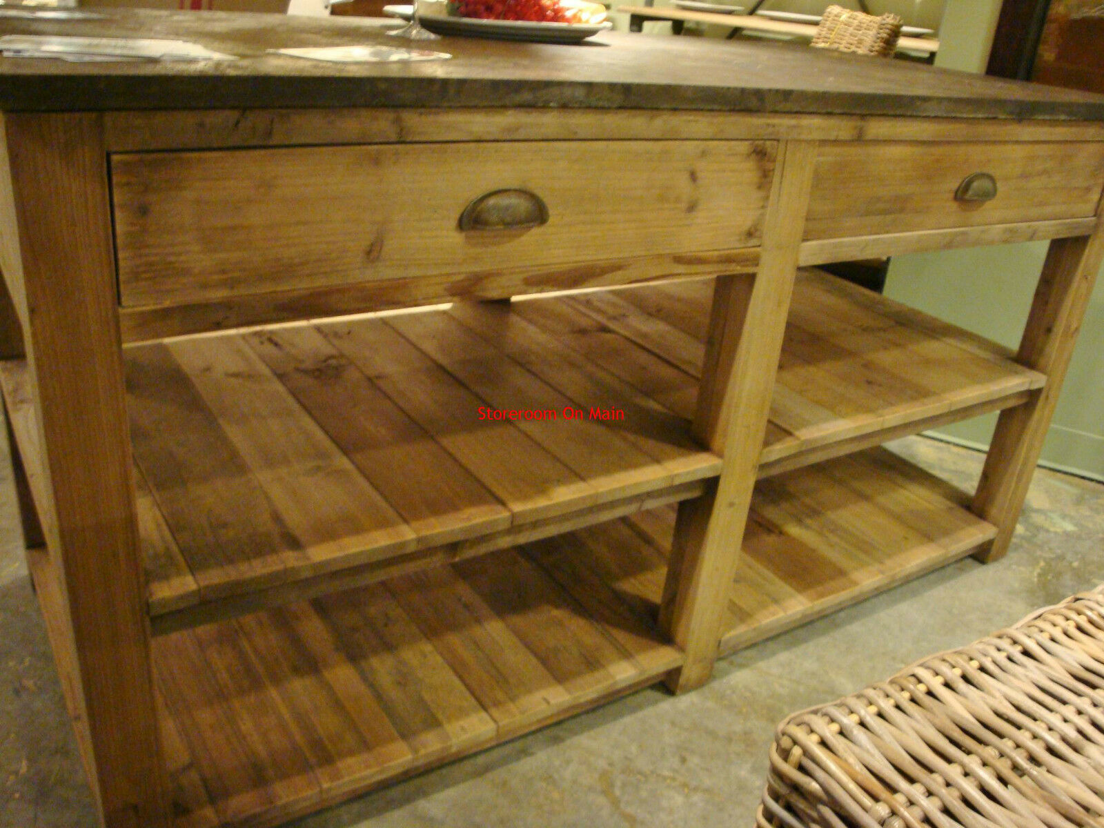 reclaimed wood island reclaimed wood kitchen island