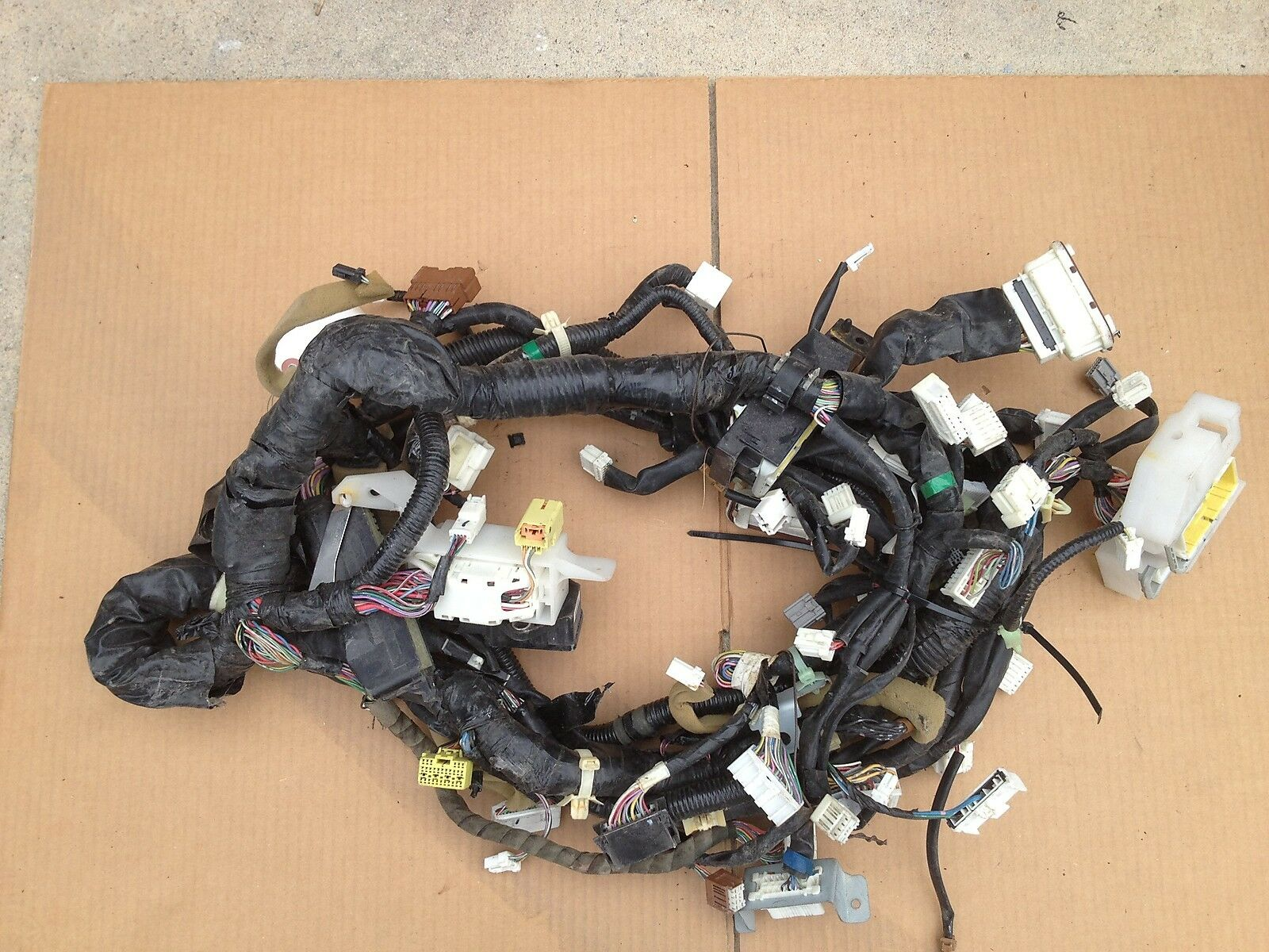 Infiniti G35 Main Dash Wiring Harness 24010 AC803 1 of 2Only 1 available ...