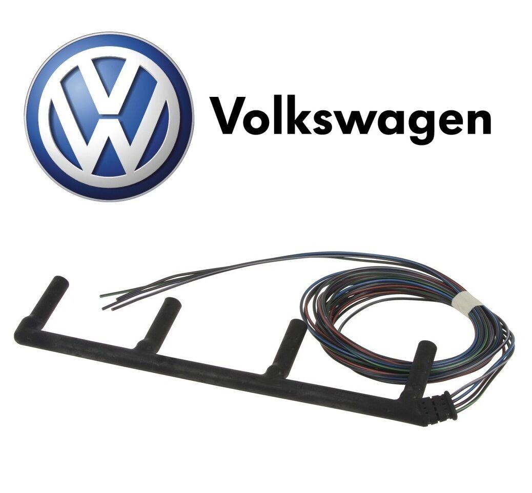 For Vw Beetle Golf Jetta 19l L4 Diesel Glow Plug Wiring Harness Genuine 1 Of 1free Shipping See More