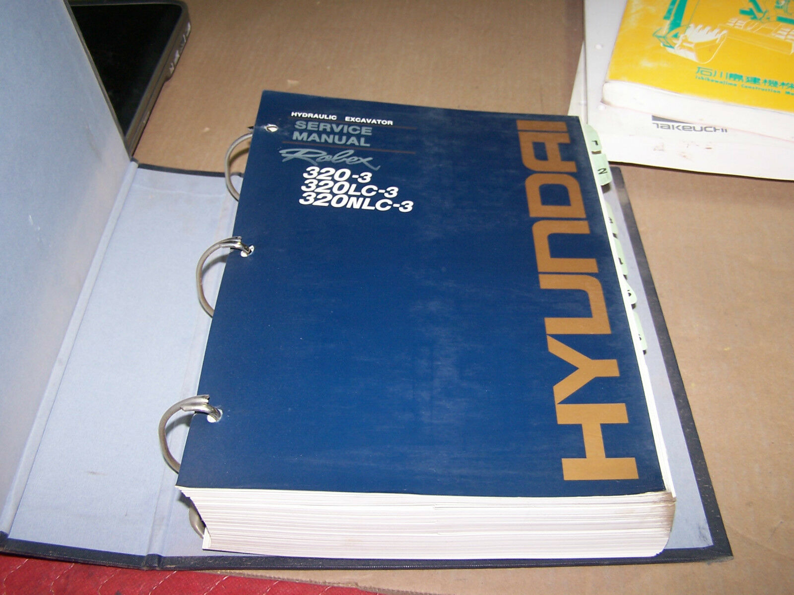 ... Hydraulic Excavator Service Manual 1 of 3Only 1 available ...