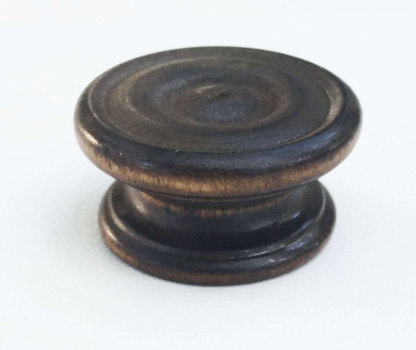 Antique Hardware Drawer Pull Maple Wood Knob Furniture Part Dresser Knob