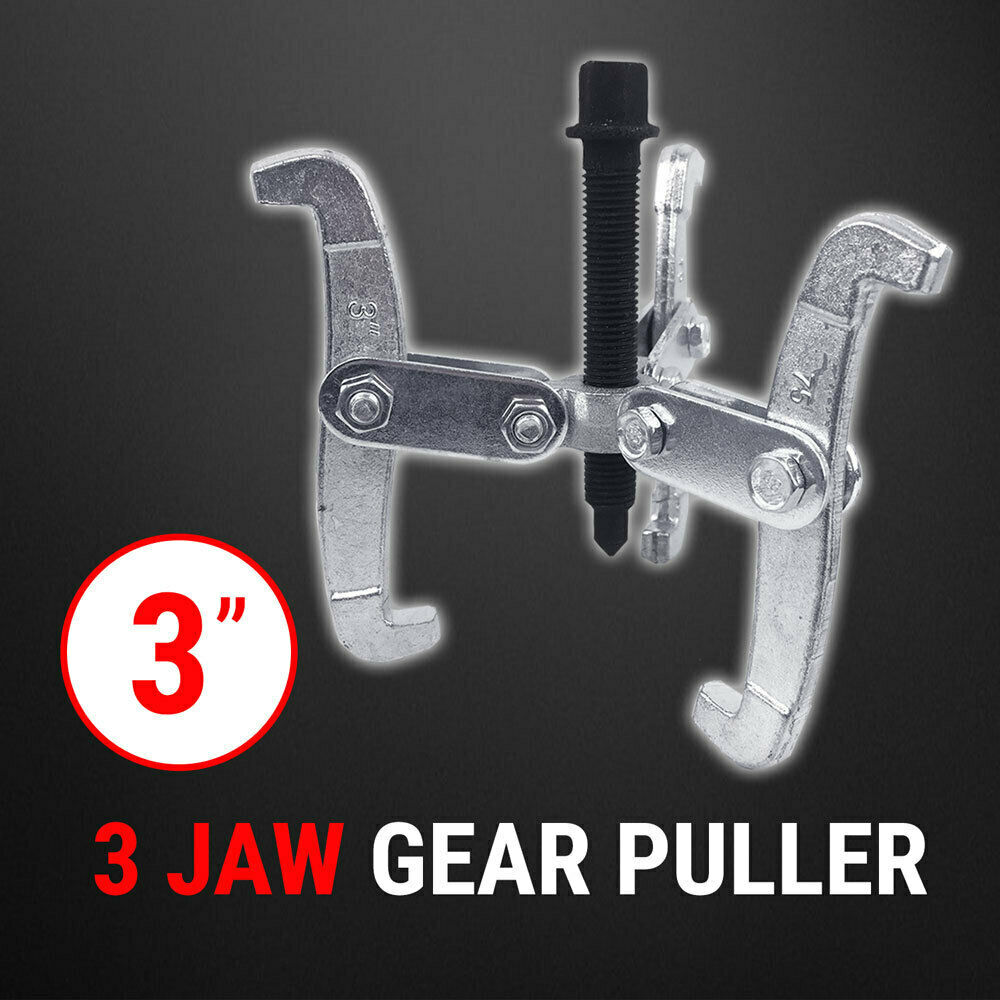 Bearing Gear Puller : Bearing gear puller jaw quot remover drop forged