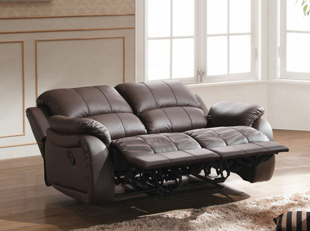 voll leder couch sofa garnitur relaxsessel fernsehsessel 5129 2 377 sofort eur 799 00. Black Bedroom Furniture Sets. Home Design Ideas