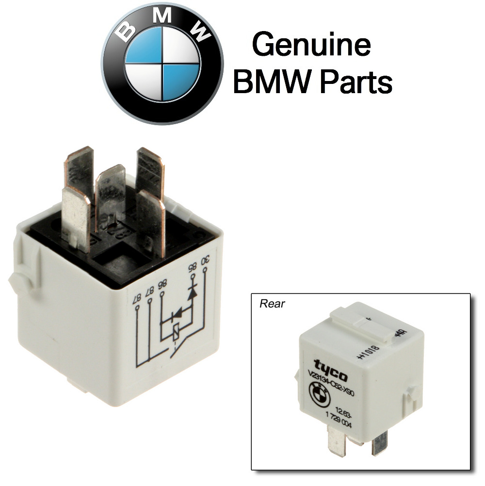 For Bmw E30 E32 E34 E36 E38 318i 325e 740il 740i Dme Relay Oes 12 63 Wiring 1 Of 1free Shipping