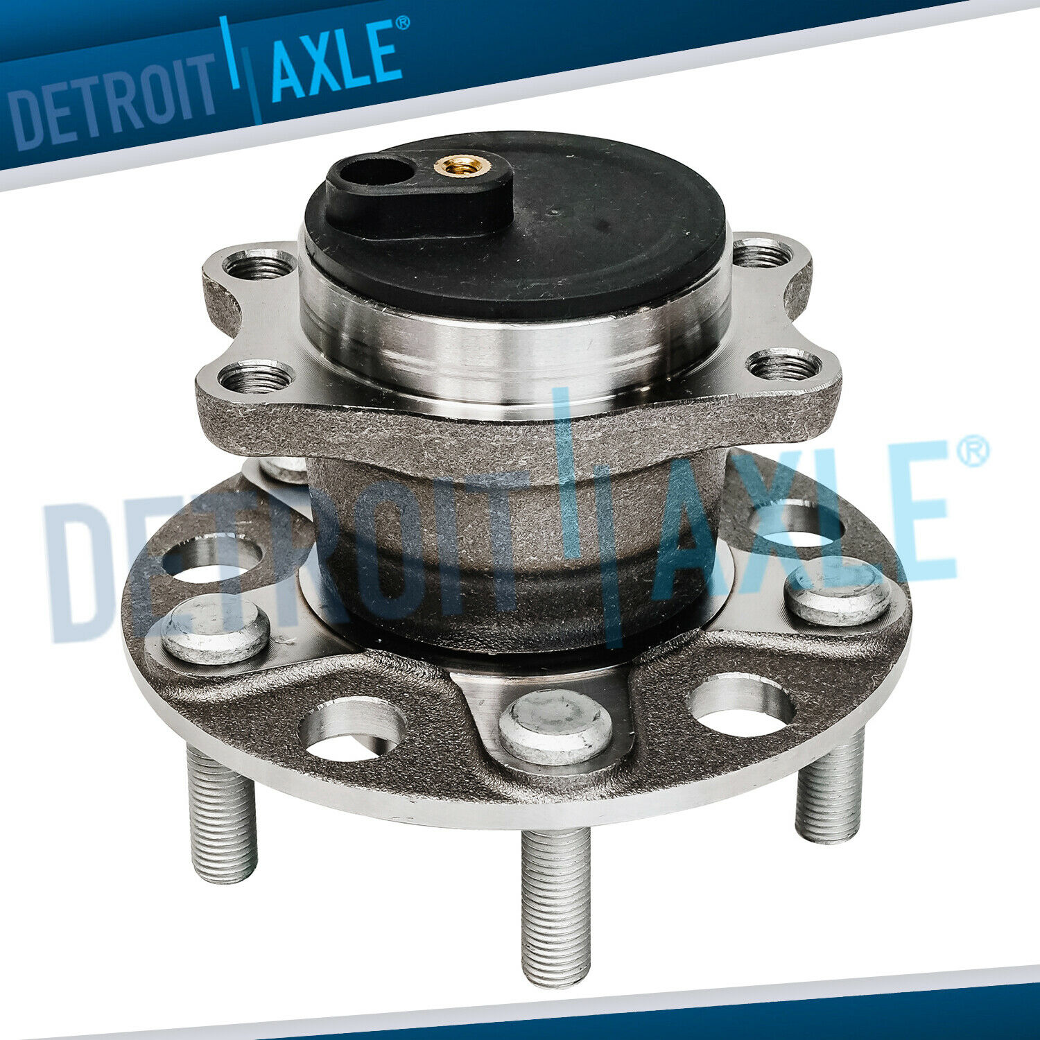 New Rear Complete Wheel Hub And Bearing Assembly For Chrysler Dodge 2000 Kia Sportage Drum Brake Diagram 1 Of 1free Shipping