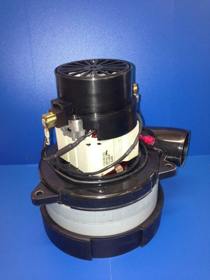 Vacuum Motor V9626 1300w 2 Stage Tangential Bypass Brand