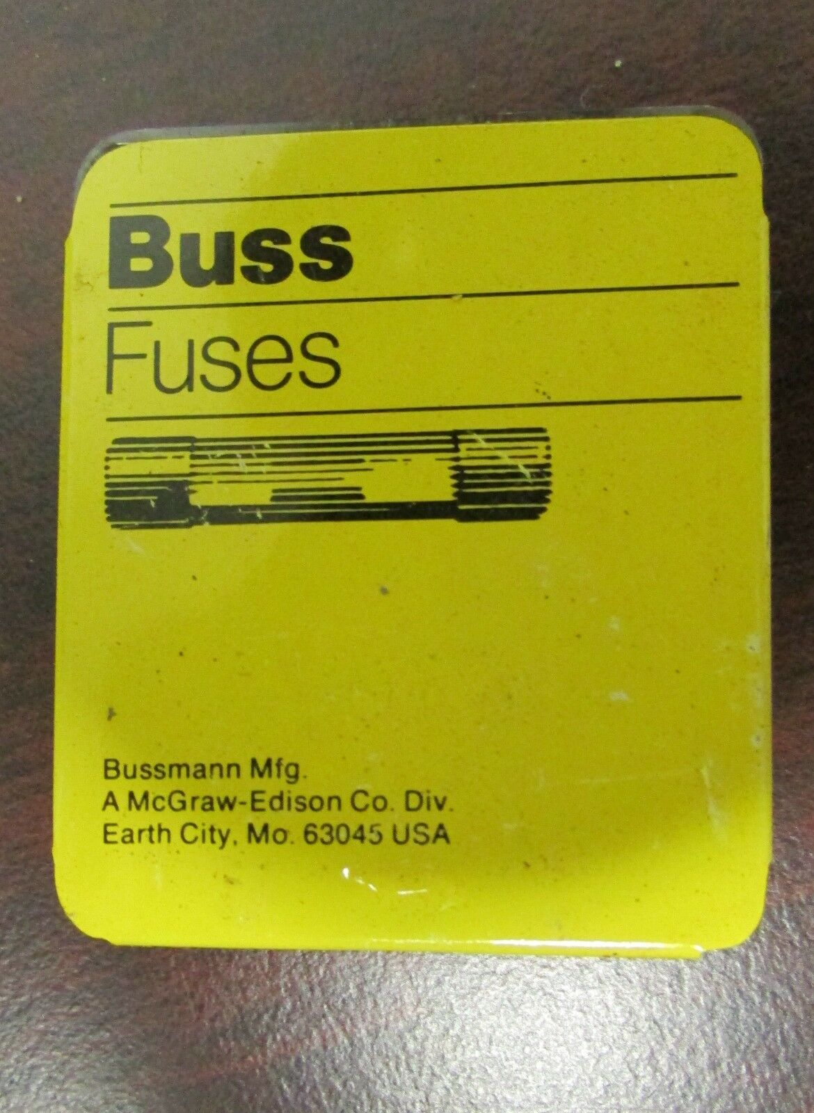 Bussmann Buss 5 Amp Fuse Box Of Agc 1 4 500 Picclick Edison 3only 2 Available