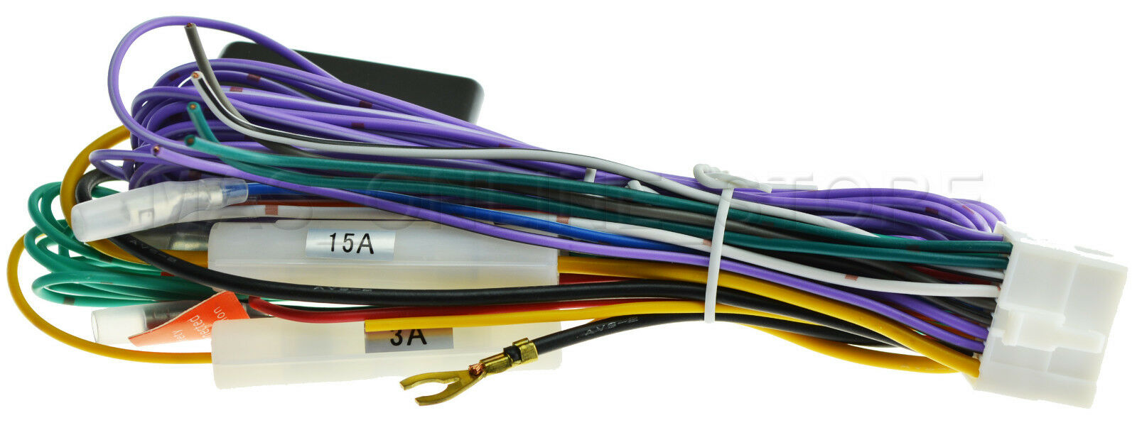 Clarion Nx 509 Nx509 700 Nx700 Genuine Power Wire Harness Ships Wiring Today 1 Of 3only 2 Available
