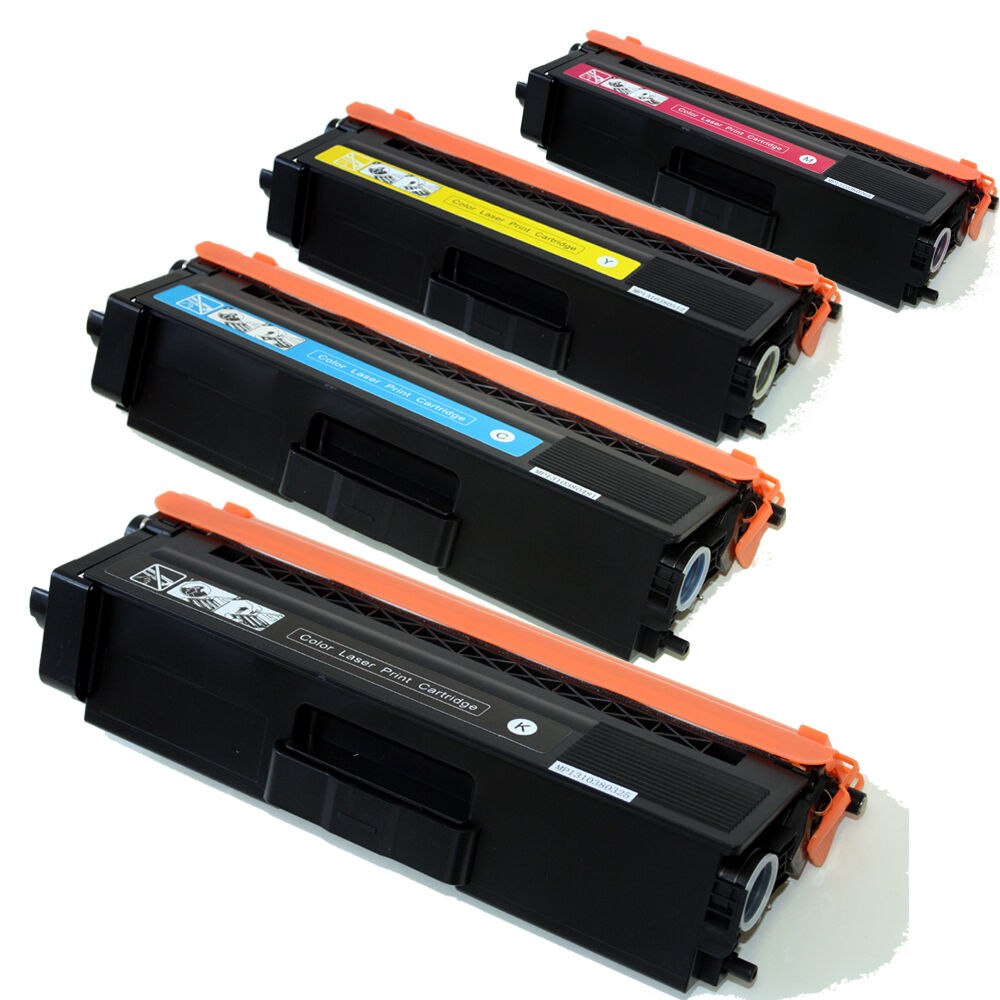 4PK TN315BK TN315C TN315M TN315Y Toner Cartridge For ...