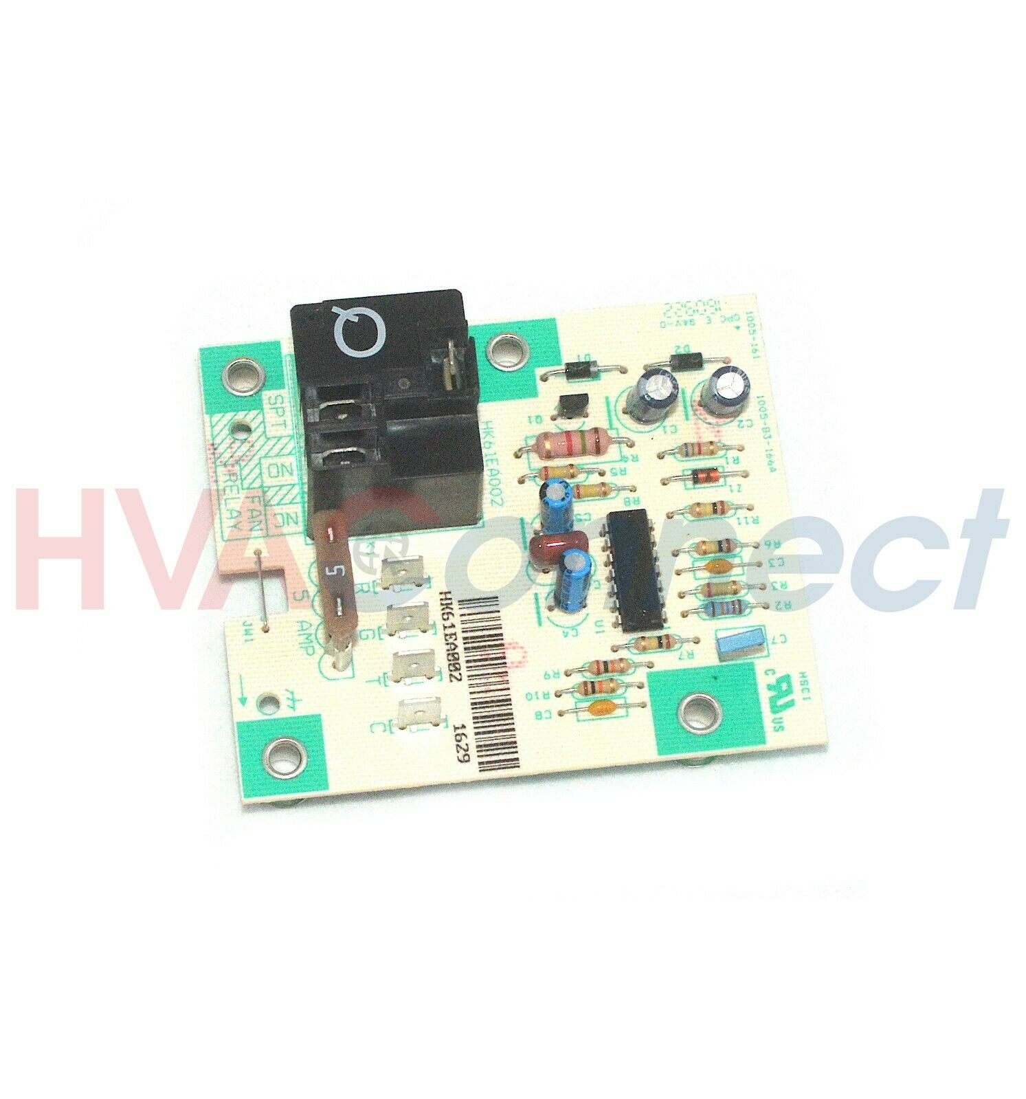 Honeywell Furnace Fan Control Board 1005 83 161a 2829 Picclick Oem Is20205 6117 Air Pressure Switch Hk06wc100 Ebay 1 Of 2only 3 Available