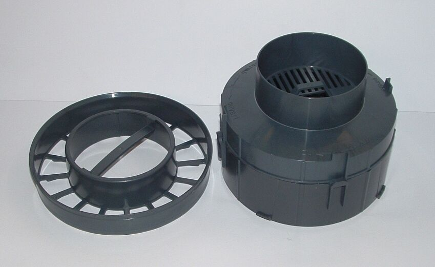 Eheim 7447330 Ecco Pro 2032/2034/2036 Prefilter With Media Container And Cover
