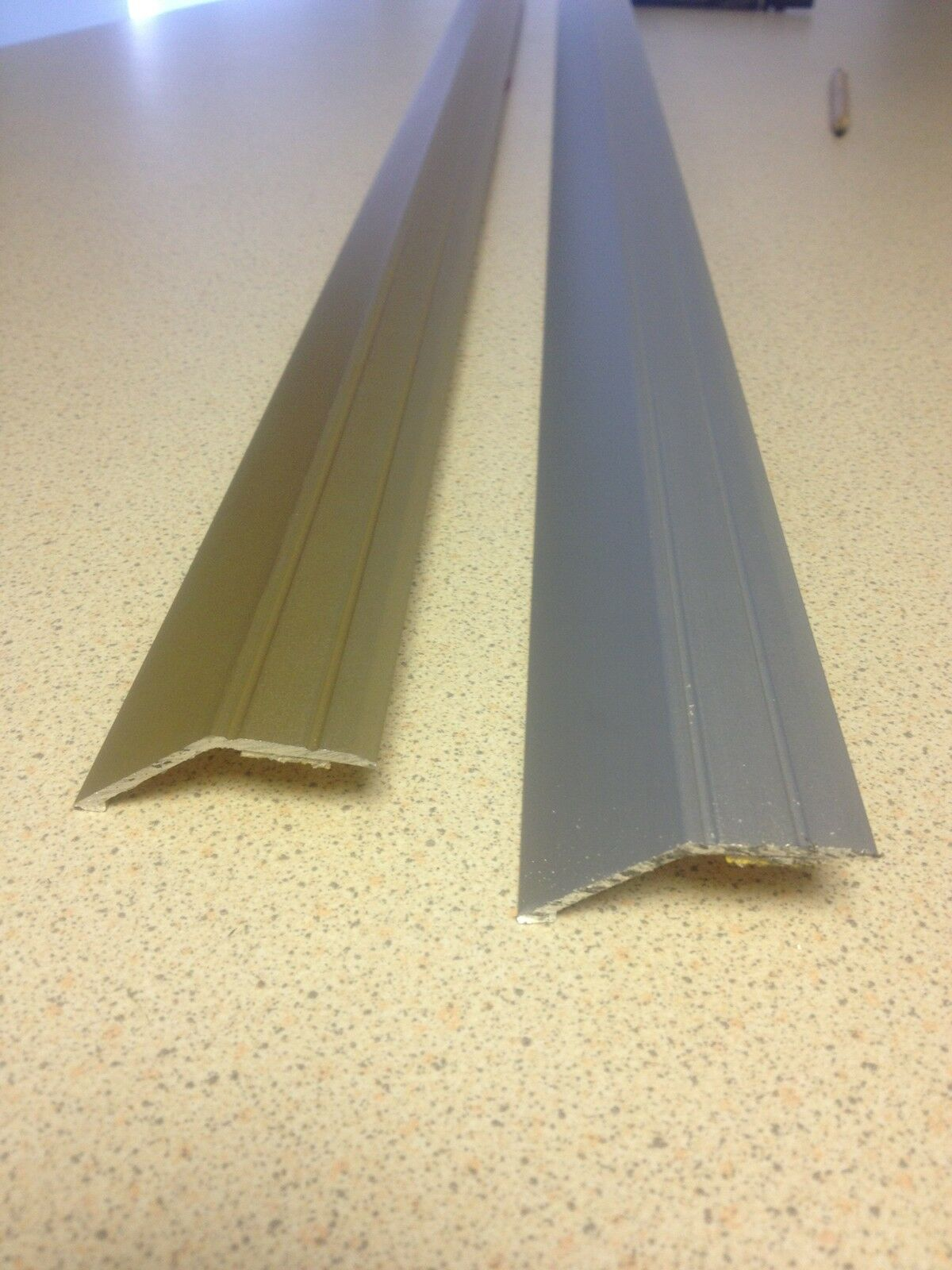 1800mm Stikatak Self Adhesive 8mm Ramp Threshold For Laminate To Vinyl Floors 1 Of See More