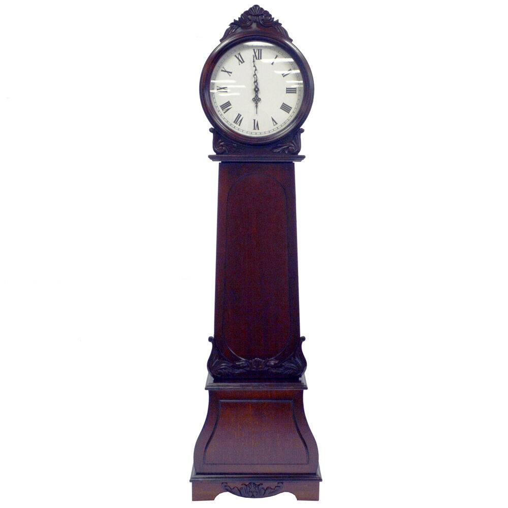 how to clean a grandfather clock