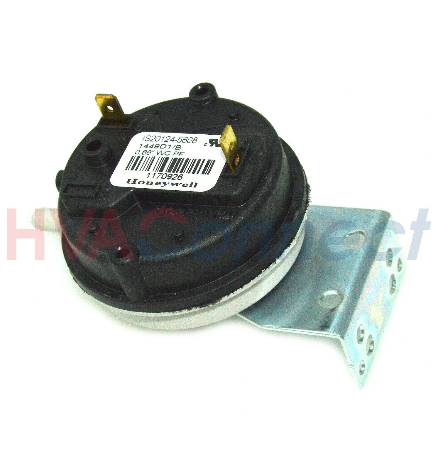 Honeywell Furnace Air Pressure Switch Is20124 5608 066 4767 1013802 Oem Parts Icp Heil 1 Of 1only 5 Available