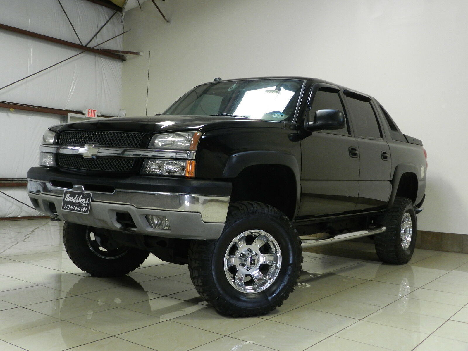 Chevy Dealers Houston >> Chevrolet : Avalanche LIFTED 4X4 • $13,995.00 - PicClick