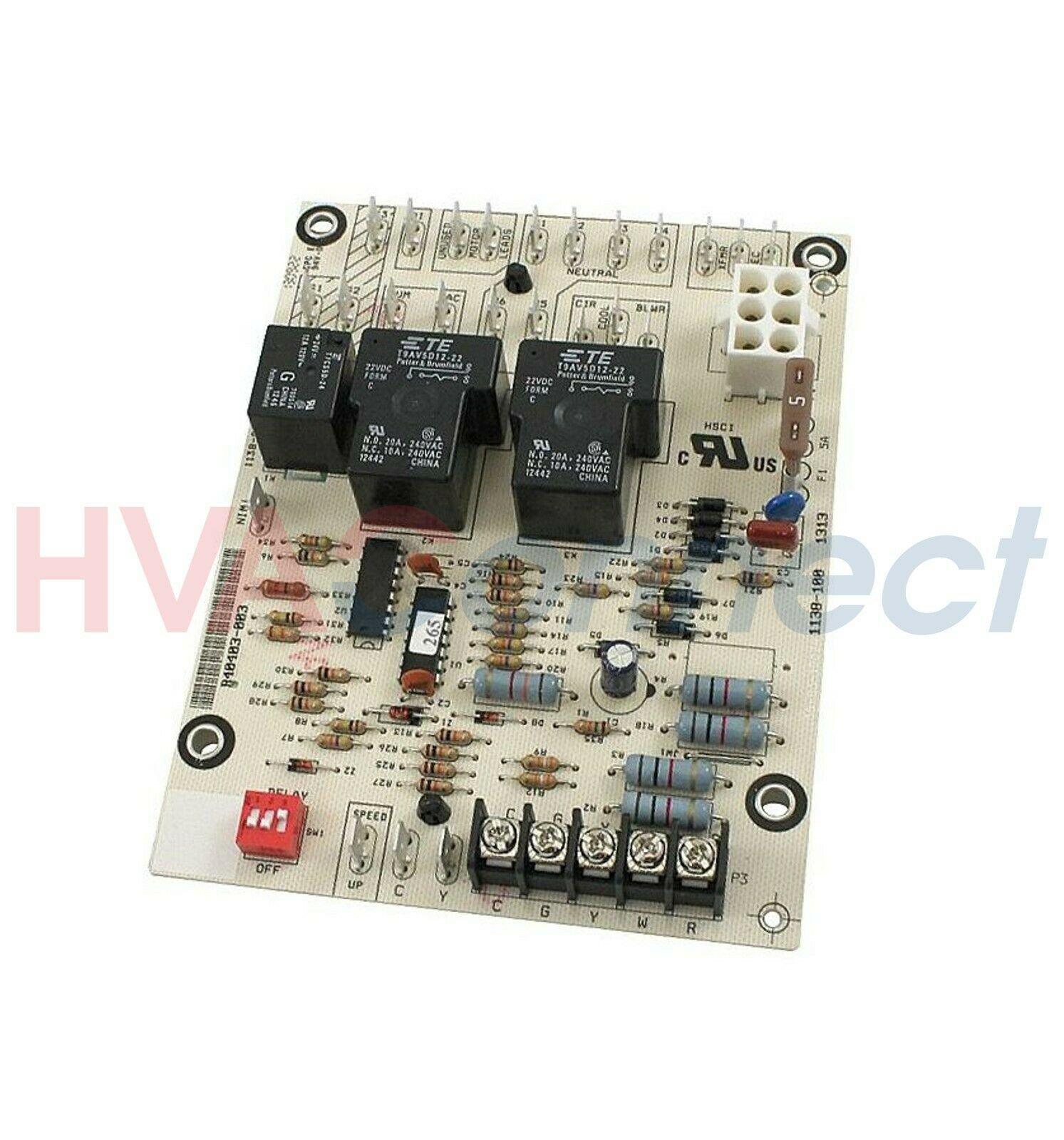 Honeywell Furnace Fan Control Circuit Board ST9120C3000 1 of 1Only 4  available ...