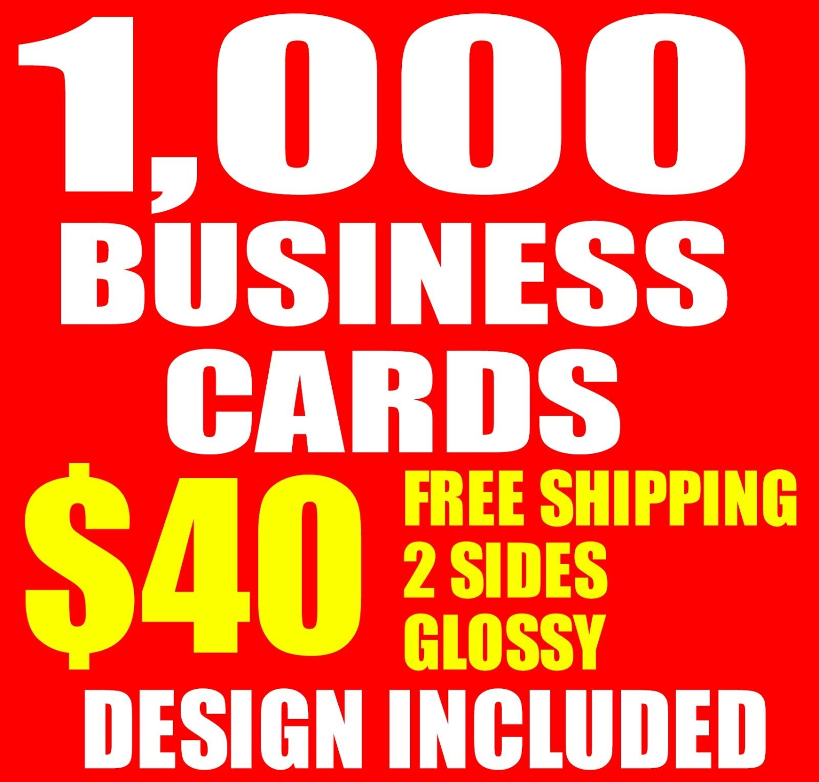 1 of 12 - Business Cards Cheap 12 For 1000
